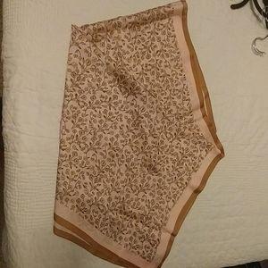 Cleobella causebox vegan silk scarf